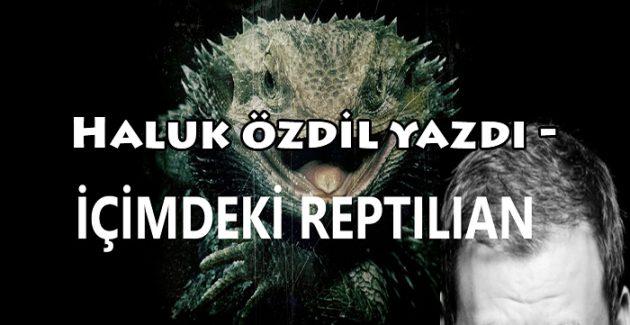 İçimdeki reptilian