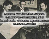 """""""Amasya Tamimi (21-22 HAZİRAN 1919)"""""""