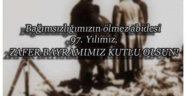 Rum Sındığı Meydan Muharebesi 30 Ağustos 1922