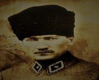 Başkomutan Mustafa Kemal ve 12 Eylül 1922 Millet Bildirgesi