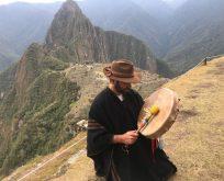 Machu Piccu'da Bir Anadolu Şamanı