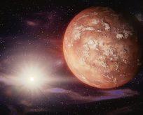 """""""Dünya, Mars'ta yaşam olup olmadığını öğrenmeye hazır değil"""""""