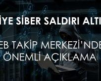 Türkiye siber saldırı altında