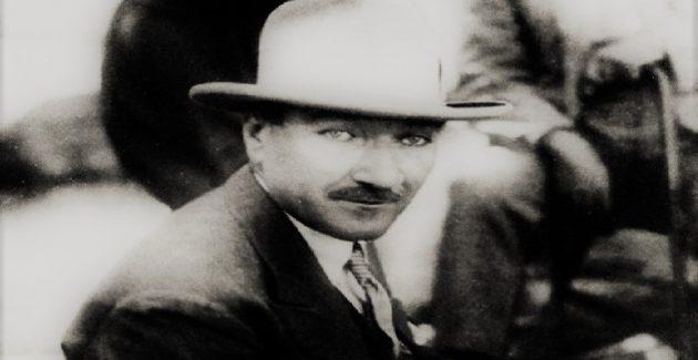 Atatürk'ün 27 Kasım tarihli mektubu