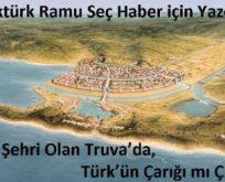 """""""Biraz daha kazarsanız, Türk'ün çarığı çıkar"""""""