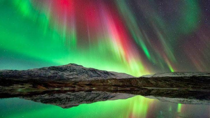 Kuzey ışıklarını en iyi izleyebileceğimiz yerler