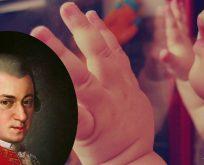 Anne karnında klasik müziğin önemi ve Mozart