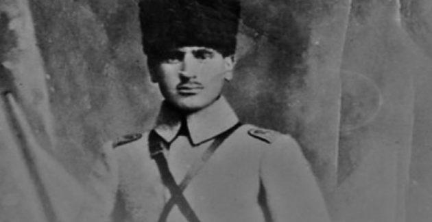 """""""Antepli Kahraman Şahin Bey (1877- 28 Mart 1920)"""""""