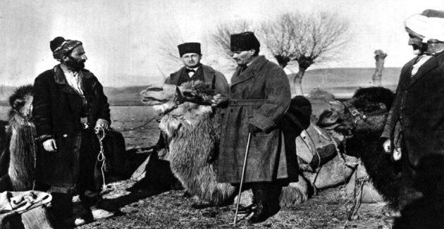 Atatürk'ün Tekâlif-i Milliye Emirleri