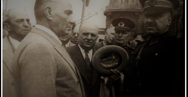 27 Mayıs 1938 Atatürk son defa İstanbul'da