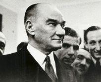 18 Mayıs 1938 Orgeneral Lujibomir Mariç, Atatürk'ün huzurunda