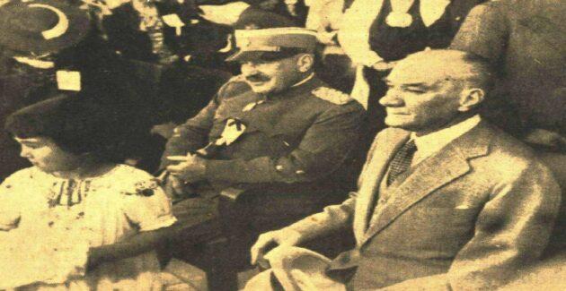 Atatürk'ün Ankara Stadyumu'nda katıldığı son 19 Mayıs kutlamaları