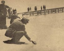 Atatürk İsanbul'da 28 Haziran 1935