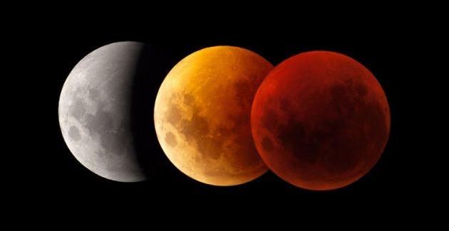 5 Temmuz 2020 Oğlak'ta Ay Tutulması ve Etkileri
