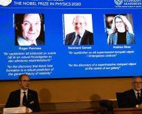 2020 Nobel Fizik Ödülleri sahiplerini buldu