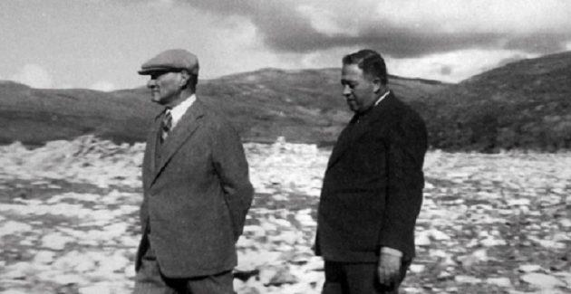 Atatürk yeniden Doğu Anadolu'da
