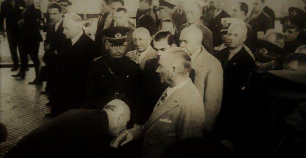 Atatürk'ün 1938 senesi yurt gezileri