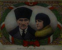 Latife Hanım'ın Vasıf Çınar Bey'e mektupları