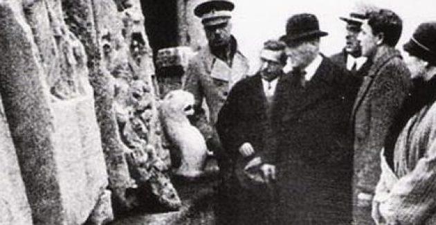 Atatürk ve Sümerler (özet)