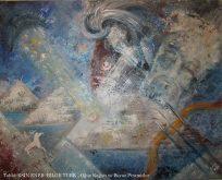 Oğuz Kağan; Mu Kökenli Kozmik Khan