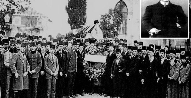 Nisan 1919 Boğazlıyan Kaymakamı Kemal Bey'in İdamı