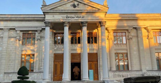 İstanbul Arkeoloji Müzesi'nde Bir Gece