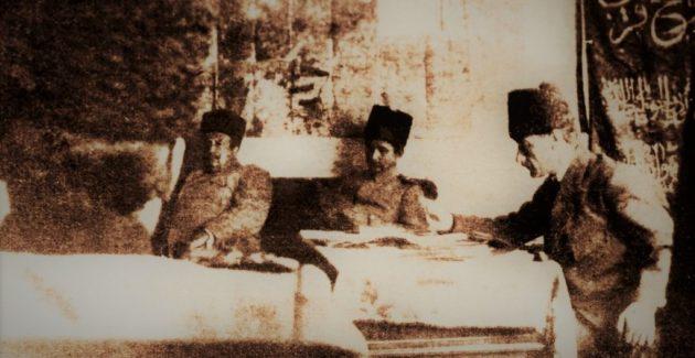 Atatürk'ün Felah-ı Vatan Grubu Hakkındaki Görüşleri